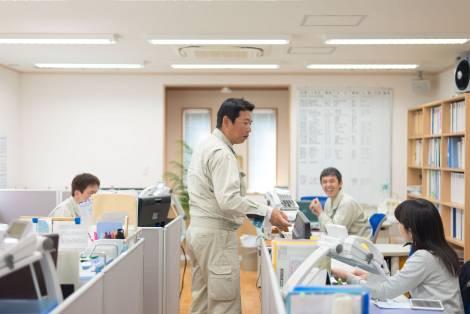 村井工務店 施設紹介 環境サポート 本社の写真4