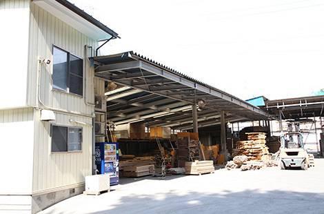 村井工務店 施設紹介 環境サポート 町田資材センターの写真1