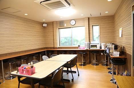 村井工務店 施設紹介 環境サポート 食堂の写真1