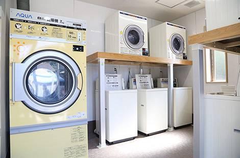 村井工務店 施設紹介 環境サポート 浴室・ランドリーの写真3