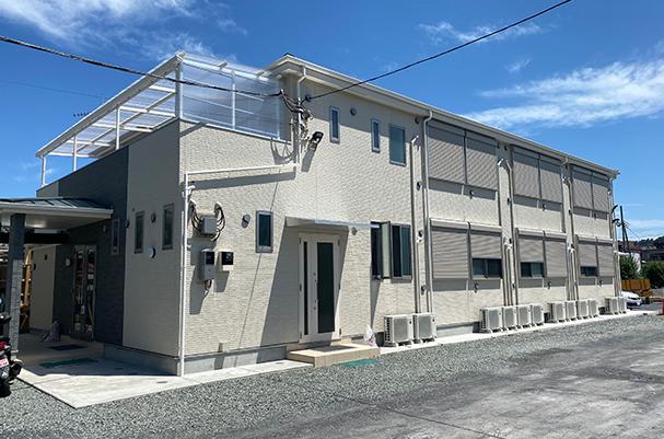 村井工務店 施設紹介 環境サポート 新築寮の写真1