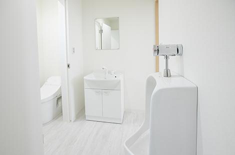 村井工務店 施設紹介 環境サポート 新築寮の写真5