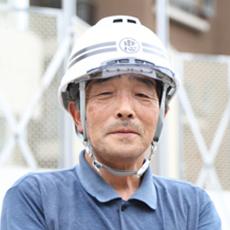 村井工務店 職人紹介 型枠大工 Tさんの写真